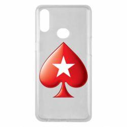 Чохол для Samsung A10s Poker Stars 3D Logo