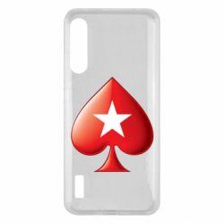 Чохол для Xiaomi Mi A3 Poker Stars 3D Logo