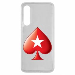 Чохол для Xiaomi Mi9 SE Poker Stars 3D Logo