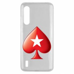 Чохол для Xiaomi Mi9 Lite Poker Stars 3D Logo