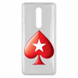 Чохол для Xiaomi Mi9T Poker Stars 3D Logo