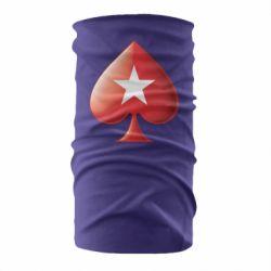 Бандана-труба Poker Stars 3D Logo