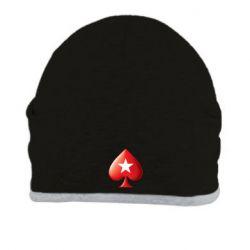 Шапка Poker Stars 3D Logo - FatLine