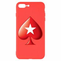Чохол для iPhone 7 Plus Poker Stars 3D Logo