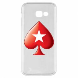 Чохол для Samsung A5 2017 Poker Stars 3D Logo