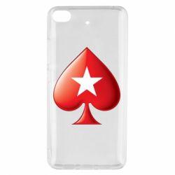 Чохол для Xiaomi Mi 5s Poker Stars 3D Logo