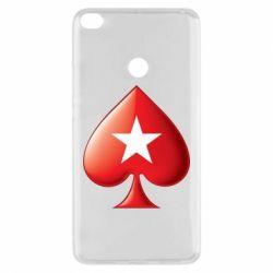 Чохол для Xiaomi Mi Max 2 Poker Stars 3D Logo