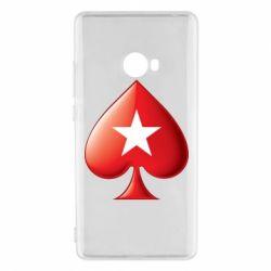 Чохол для Xiaomi Mi Note 2 Poker Stars 3D Logo
