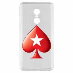 Чохол для Xiaomi Redmi Note 4x Poker Stars 3D Logo