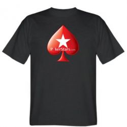 Мужская футболка Poker Stars Game - FatLine