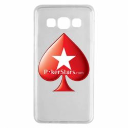 Чехол для Samsung A3 2015 Poker Stars Game
