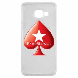 Чехол для Samsung A3 2016 Poker Stars Game