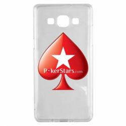 Чехол для Samsung A5 2015 Poker Stars Game
