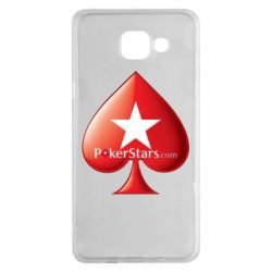 Чехол для Samsung A5 2016 Poker Stars Game