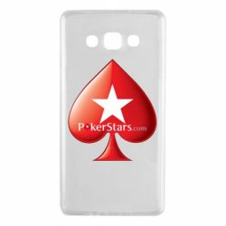 Чехол для Samsung A7 2015 Poker Stars Game
