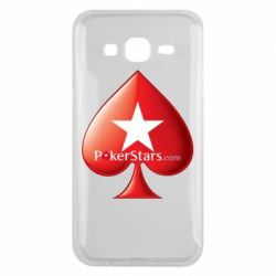 Чехол для Samsung J5 2015 Poker Stars Game