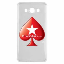 Чехол для Samsung J7 2016 Poker Stars Game