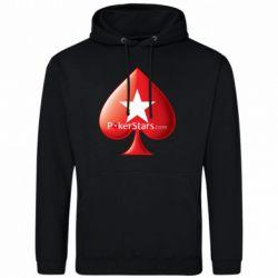 Мужская толстовка Poker Stars Game - FatLine