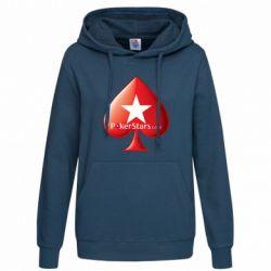 Женская толстовка Poker Stars Game - FatLine