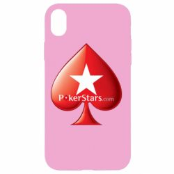 Чехол для iPhone XR Poker Stars Game