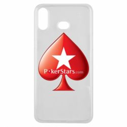 Чехол для Samsung A6s Poker Stars Game