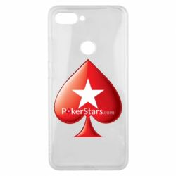 Чохол для Xiaomi Mi8 Lite Poker Stars Game