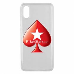 Чохол для Xiaomi Mi8 Pro Poker Stars Game