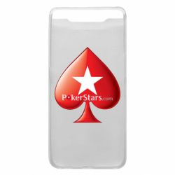 Чехол для Samsung A80 Poker Stars Game