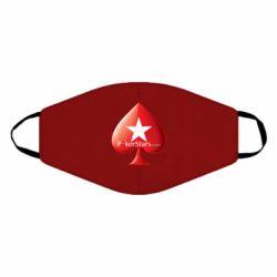 Маска для обличчя Poker Stars Game