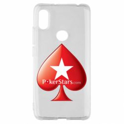 Чехол для Xiaomi Redmi S2 Poker Stars Game