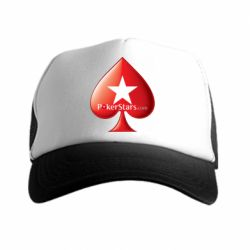 Кепка-тракер Poker Stars Game - FatLine