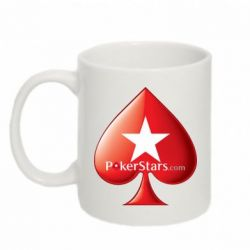 Кружка 320ml Poker Stars Game - FatLine