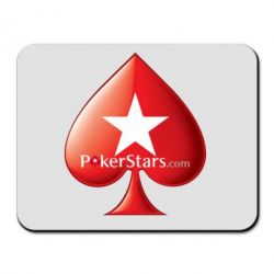 Коврик для мыши Poker Stars Game - FatLine