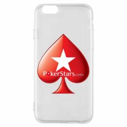 Чехол для iPhone 6/6S Poker Stars Game