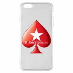 Чехол для iPhone 6 Plus/6S Plus Poker Stars Game