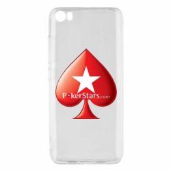 Чохол для Xiaomi Mi5/Mi5 Pro Poker Stars Game