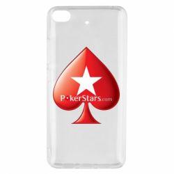 Чохол для Xiaomi Mi 5s Poker Stars Game