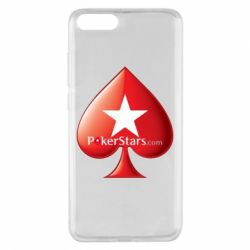 Чехол для Xiaomi Mi Note 3 Poker Stars Game