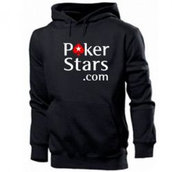 Мужская толстовка Poker Stars