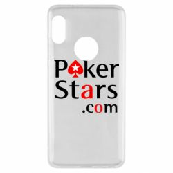 Чехол для Xiaomi Redmi Note 5 Poker Stars