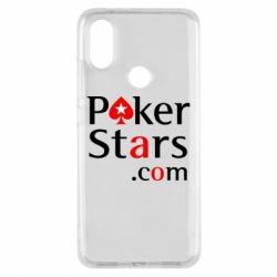 Чехол для Xiaomi Mi A2 Poker Stars