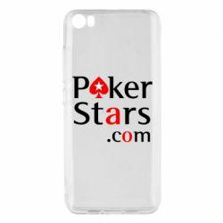 Чехол для Xiaomi Mi5/Mi5 Pro Poker Stars