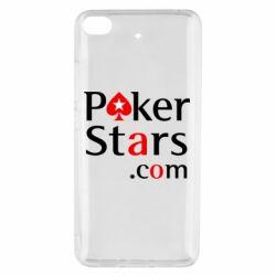 Чехол для Xiaomi Mi 5s Poker Stars