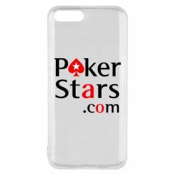 Чехол для Xiaomi Mi6 Poker Stars