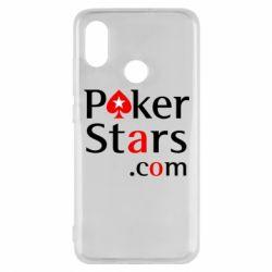 Чехол для Xiaomi Mi8 Poker Stars