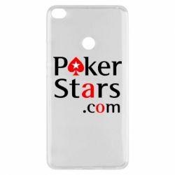 Чехол для Xiaomi Mi Max 2 Poker Stars