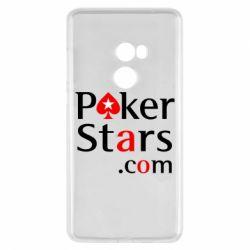 Чехол для Xiaomi Mi Mix 2 Poker Stars