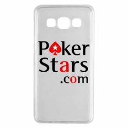 Чехол для Samsung A3 2015 Poker Stars