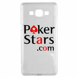 Чехол для Samsung A5 2015 Poker Stars