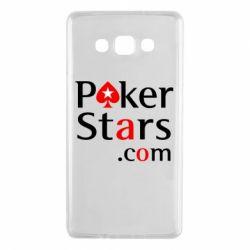 Чехол для Samsung A7 2015 Poker Stars